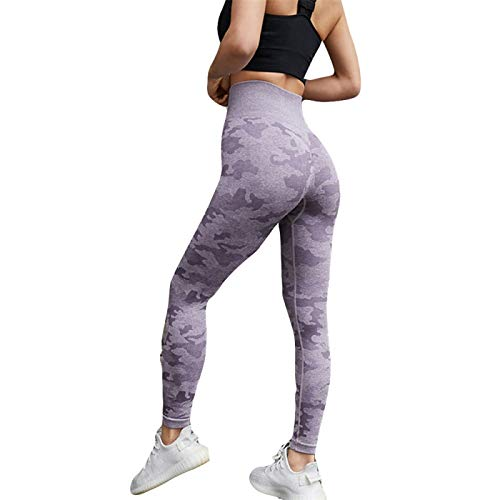 zhanxin Fitness Trousers Women Leggings Camouflage Womens Workout Yoga Pants High Waist Plus Size Gym Sporting Leggings