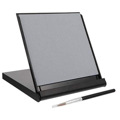 Supvox Tablero de Pintura Al Agua Repetible con Pincel de Bambú Y Soporte Set de Dibujo de Agua sin Tinta Práctica de Meditación de Atención Plena Cuaderno de Dibujo Ecológico