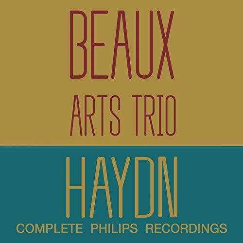Haydn: Piano Trio in A, H.XV No.18 - 1. Allegro moderato