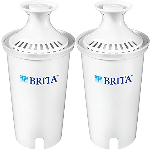 Brita Standard Water Filter, Standard Replacement Filters for Pitchers...