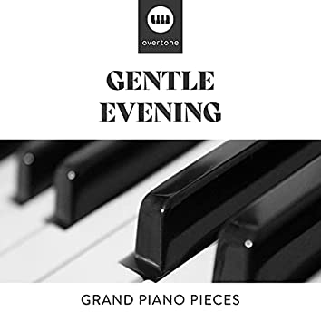 Gentle Evening Grand Piano Pieces