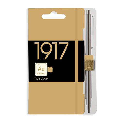 LEUCHTTURM1917 Pen Loop, Metallic Edition, Self-Adhesive Gold