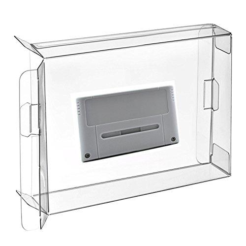 Childhood Game Cartridge Sleeve Case Box pour Super Famicom SNES EU JP Version