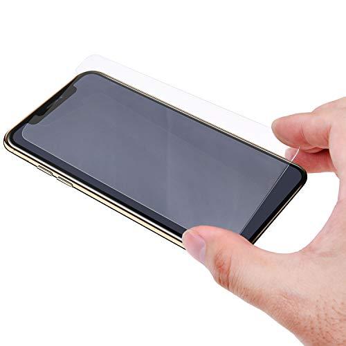 Eco-Fused Protecteur d'écran de Remplacement Compatible avec Apple iPhone XS - Verre trempé - Protection Ultra Fort Contre Les Rayures et Les impacts - Ajustement Parfait - sans Bulles