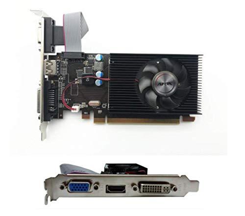 Placa de Vídeo AFOX AMD R5 220 1GB DDR3 64 Bits - AFR5220-1024D3L5