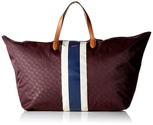 Joop! Damen Piccolina Due Helena Handbag Xlhz 2 Henkeltasche Rot (Burgundy)