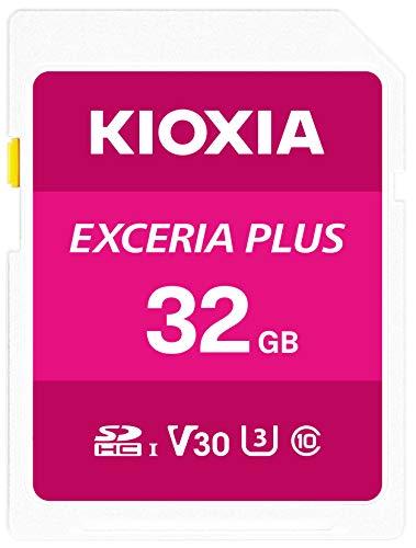 KIOXIA(キオクシア) 旧東芝メモリ SDHCカード 32GB UHS-I U3 V30 Class10 最大読出速度98MB s 日本製 国内正規品 5年保証 Amazon.co.jpモデル KLNPA032G