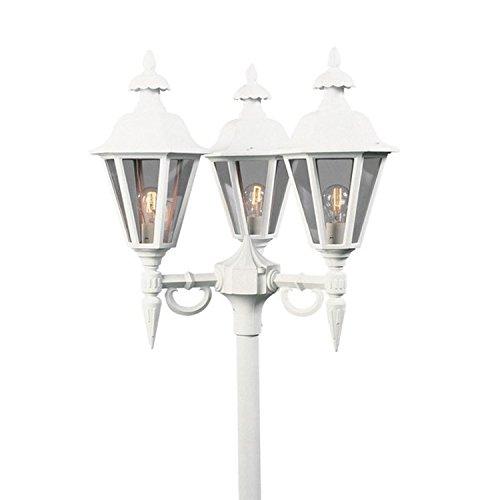 Konstsmide Pallas lampenkop zonder paal lantaarn reservelamp 528-250