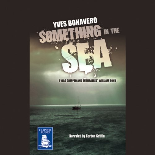 Something in the Sea cover art