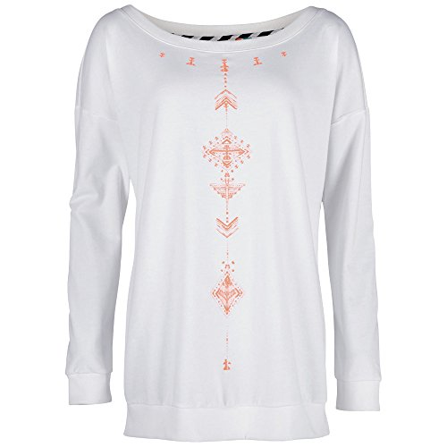 Chiemsee Sweat-Shirt Aurora S White