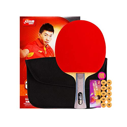Best Prices! Kalmar Table tennis racket, DHS table tennis racket, 4 stars/5 stars / 6 stars double-s...