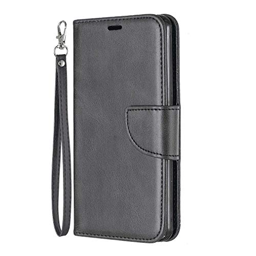 Great Deal! BeyeX Leather Flip Case Fit for Samsung Galaxy S10, Kickstand Card Holders Extra-Protective Wallet Cover for Samsung Galaxy S10