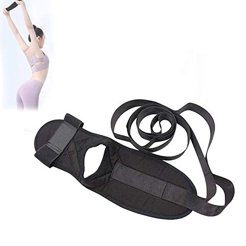 sdfa Ligament Stretching Belt - Safely Stretch Training Belt, Yoga Rehabilitation Stretching Strap, for Foot Ankle Joint Correction for Plantar Fasciitis