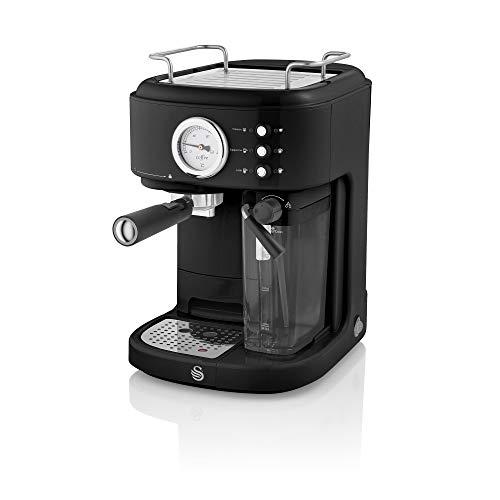 Swan Retro One Touch Espresso Machine