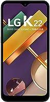 Smartphone LG K22 , 2GB/32GB, Tela de 6, Câmera Dupla 13Mp+2Mp, Selfie de 5Mp, Processador Qualcomm QM215 , Bateria...