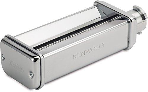 Kenwood KAX984ME Spaghetti Pasta Schneidaufsatz (Küchenmaschinen-Zubehör, Geeignet für alle Chef und kMix Küchenmaschinen, Edelstahl)