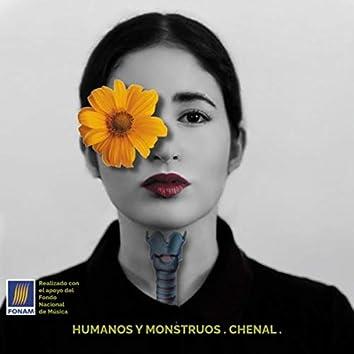 Humanos y Monstruos