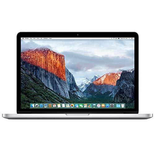 Apple MacBook Pro 13' (Retina Early 2015) - Core i5 2.7GHz, 8GB RAM, 128GB SSD (Renewed)