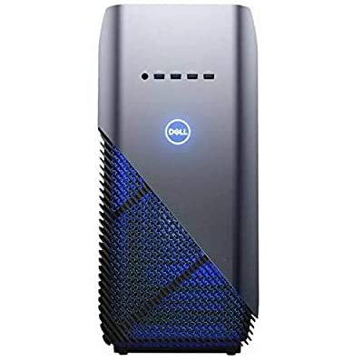 2019_ Dell Inspiron Desktop Computer PC- AMD Ryzen 7 2700X (8 Cores) - 16GB RAM- AMD Radeon RX 580 4GB Discrete Graphics, 1TB HDD+ 256GB SSD, Wireless-AC, Windows 10