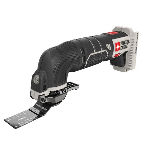PORTER-CABLE 20V MAX Oscillating Tool with 11-Piece Accessories, Tool Only...