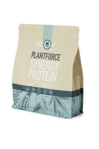 Plantforce Synergy Protein Powder, Vanilla, 800g