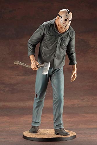 FRIDAY THE 13TH- Figure Statua, Multicolore, SV190