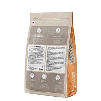 Marque Amazon - Lifelong Complete- Croquettes complètes pour chiens adultes, riche en poulet et riz, 1 x 15 kg