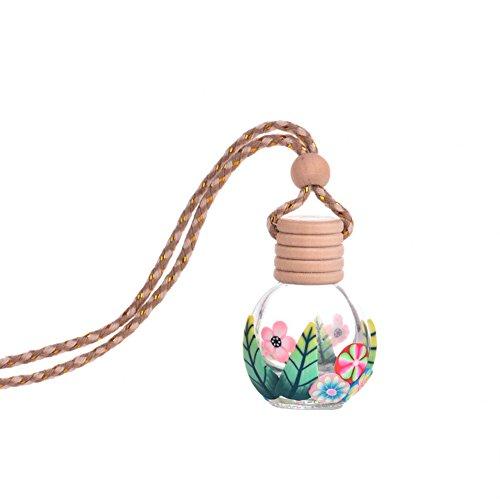 Shyymaoyi - Botella de Perfume de Cristal vacía