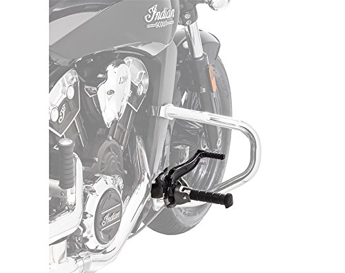 Indian Scout Reduced Reach Foot Controls Black - 2880239-626