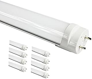 (8-Pack) Fulight True-Color & Warm ¤ LED Tube Light (Dimmable)- T8 4FT 48