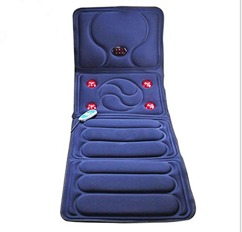Massage Mattress Elderly Health Massage Blanket Electric Body Multifunctional Massage pad Massager Home Convenient Storage Massager Work Pressure Massage Fitness Yoga mat