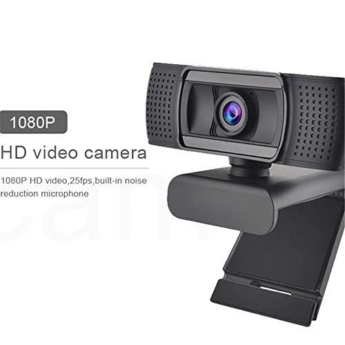 Hot Koop Professionele computer webcam HD1080p usb gedraaid in 360 graden Camera voor vergadering online en indoor kantoor leren