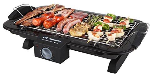 Orbegozo BCT 3850 Barbecue électrique rectangulaire Noir...