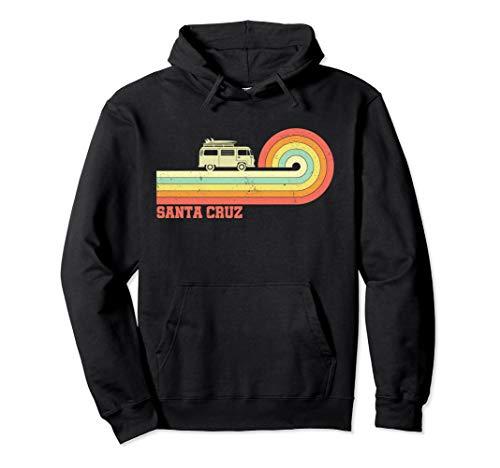 70s 80s CA California Santa Cruz Pullover Hoodie
