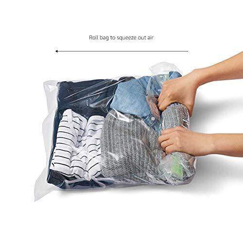アマゾン『Amazonベーシックトラベル圧縮バッグ』
