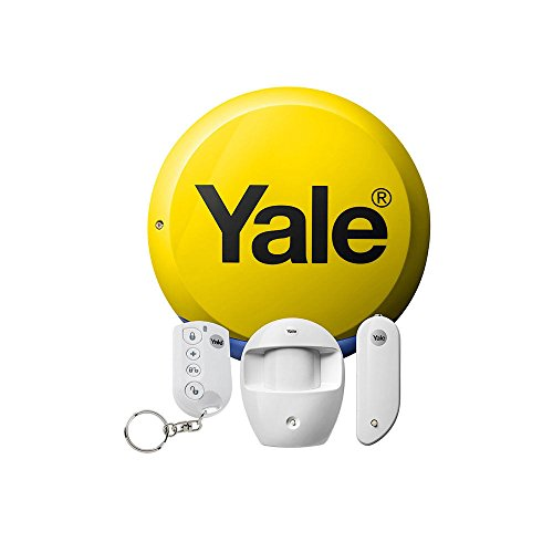 YALE EF-SKIT Easy Fit Alarm Starter Kit, White