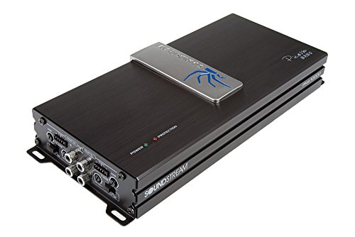 Soundstream PN4.1000D 1000W 4-Channel Picasso Nano Series Class D Amplifier