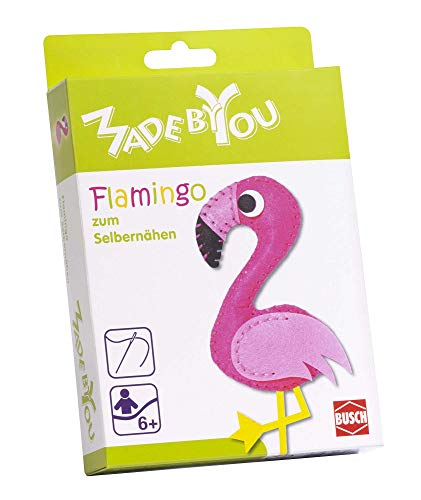Made by You 13060 Flamingo, Rosa