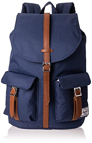 Herschel Supply Company SS16 Casual Daypack, 20.5 Liters, Navy/ Tan