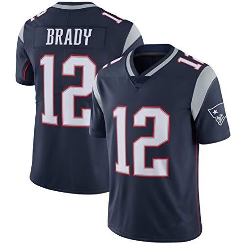 Carrey NFL Jersey, camiseta de fútbol, camiseta de manga corta con logotipo bordado de poliéster y manga corta para entrenamiento