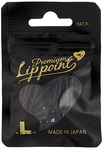 Premium Lippoint - Black Bag of 30 Dart Tips by L-style