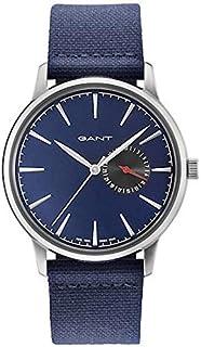 جانت ساعة رسمية للرجال، نايلون، انالوج بعقارب - GT048001