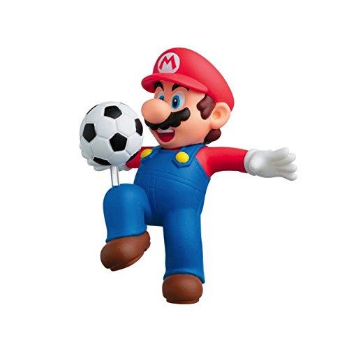 Nintendo Furuta Choco Egg Super Mario Sports Mini Figure~Mario Succer