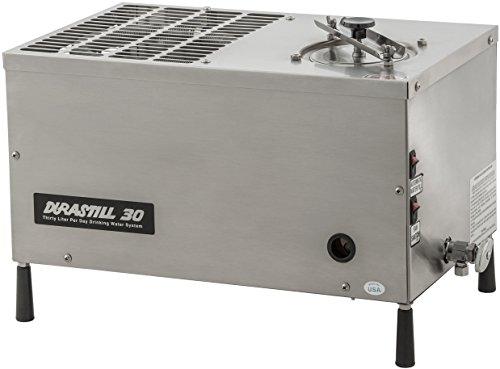 Durastill 8 Gallon Per Day Manual-Fill Water Distiller