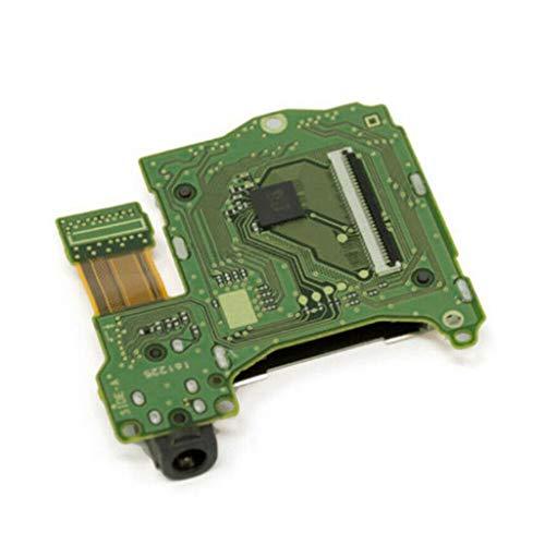 Cgration Juego Cartucho Ranura Tarjeta Lector Consola Auriculares Jack Puerto Enchufe para Interruptor