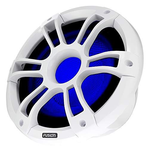 SUBWOOFER MARINO DEPORTIVO SG-SL10SPW, 10' BLANCO MET LEDS, 450W