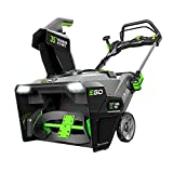 EGO Power+ SNT2100 21-Inch 56-Volt Cordless Snow Blower with Peak Power Battery and Charger Not Included