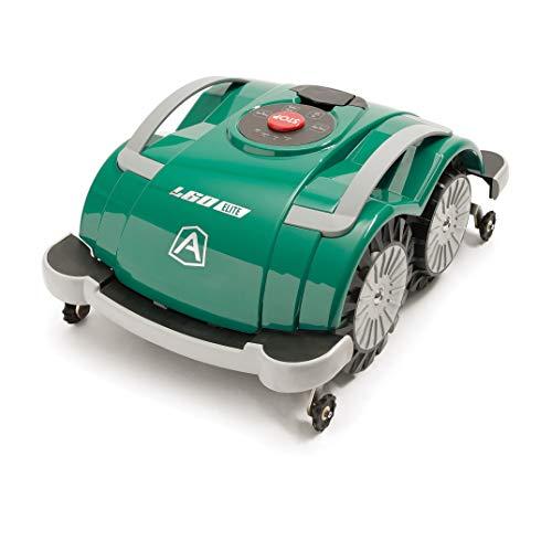 Ambrogio Robot AM060L0K9Z Robot Rasaerba, Verde, 200 Mq
