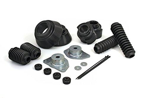 Daystar KJ09116BK Lift Kit (03-07 Jeep Liberty 2.5in), 1 Pack