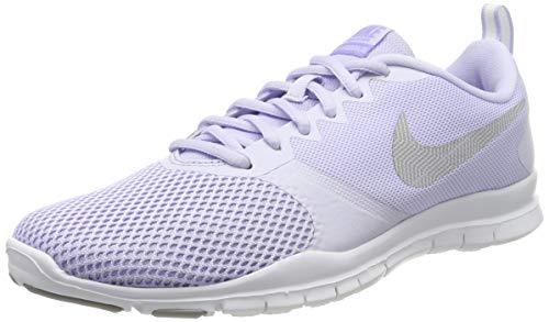 Nike Wmns Flex Essential TR, Zapatillas de Deporte para Mujer, Morado (Amethyst Tint/Atmosphere Grey 500), 38 EU